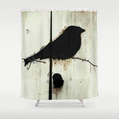 Early Bird - JUSTART © Shower Curtain