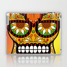 Sugar Skull #5 Laptop & iPad Skin
