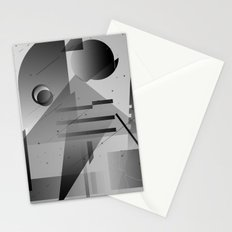 Gradients Stationery Cards