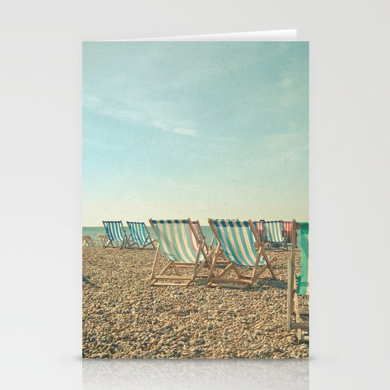 A Sea View Stationery Card