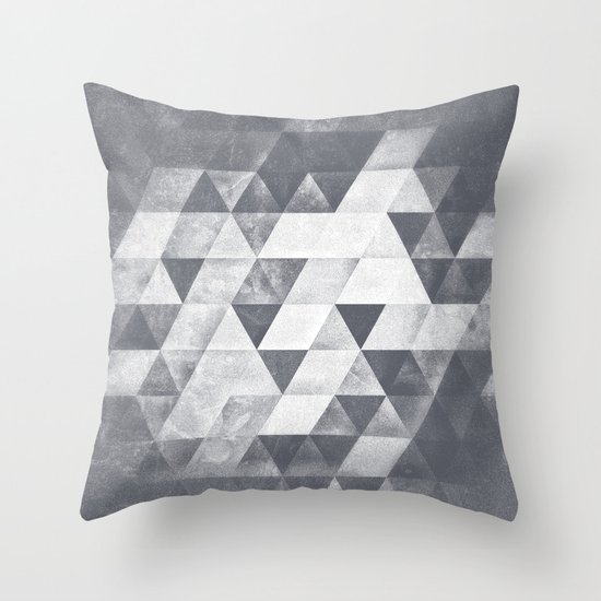 dythyrs Throw Pillow