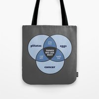 We Can Beat It Tote Bag