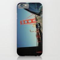 Golden Gate Bridge; Mid-Crossing. iPhone 6 Slim Case