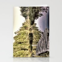 Reflective Passage Stationery Cards