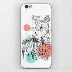 BULL II iPhone & iPod Skin