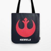 Rebel Alliance Tote Bag