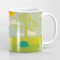 LILLL Monsters Mug