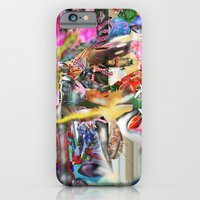 iPhone & iPod Case featuring a8fa2dd9ebeb4d7b53c37e844c05e89 by Daily Rorschach