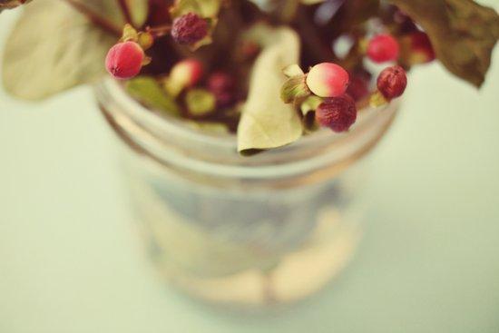 sweet berries Art Print