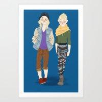lovegoods Art Print