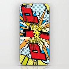 Firecracker POP Art iPhone & iPod Skin