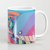Just Some Whales Mug