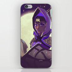 By the Cresent Moon iPhone & iPod Skin