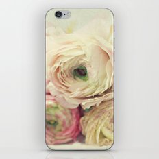the palest pink iPhone & iPod Skin