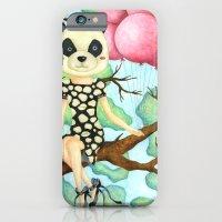 Panda Girl iPhone 6 Slim Case