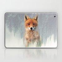 Vanishing Fox Laptop & iPad Skin