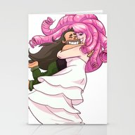 SPIN: Greg Universe And … Stationery Cards