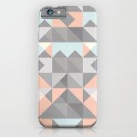 Triangular Pattern iPhone 6 Slim Case