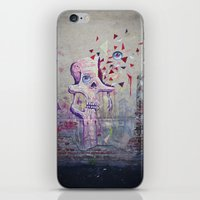 Graffskull iPhone & iPod Skin