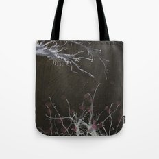 Winter ends Tote Bag
