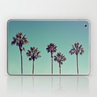 California Palm Trees Laptop & iPad Skin