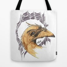 SAINT BIRD OF PARADISE  Tote Bag