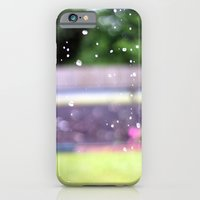 Raindrops.  iPhone 6 Slim Case