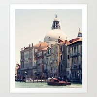 Venice 5 Art Print