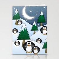 BRRRRRR! It's Chilly Stationery Cards