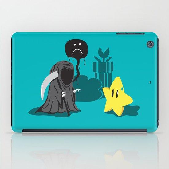 Death's worst enemy iPad Case