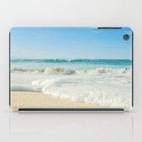 Aloha Kapukaulua Beach iPad Case