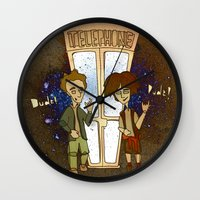Bill & Ted's Excellent A… Wall Clock