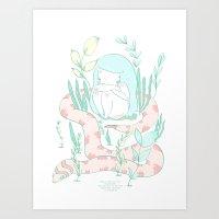 BITTERSWEET Art Print