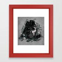 Requiem for a Skywalker Framed Art Print