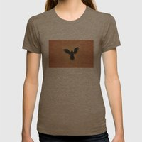 Phoenix Womens Fitted Tee Tri-Coffee SMALL