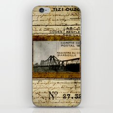 Ephemera 2 iPhone & iPod Skin