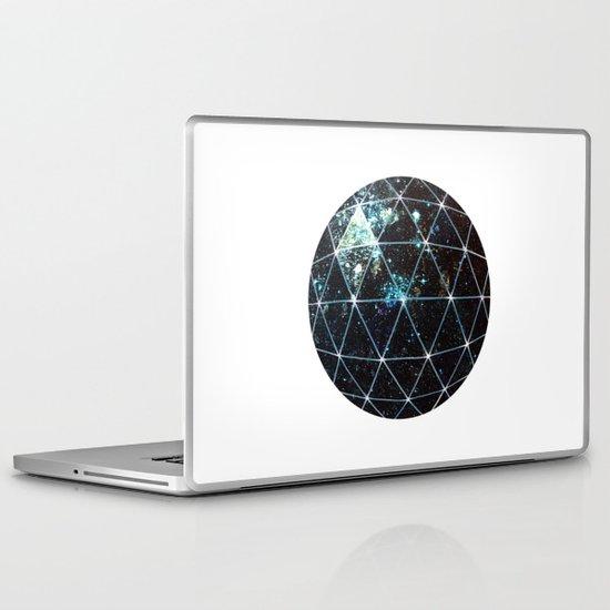 Galaxy Geodesic  Laptop & iPad Skin