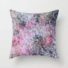 What's poppin Throw Pillow