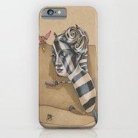 ZEBRA MAMA  iPhone 6 Slim Case