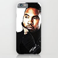 iPhone & iPod Case featuring Let my Brush Adorn You! by D77 The DigArtisT