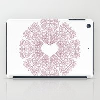 Love Lace iPad Case