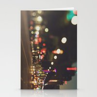 Hollywood Boulevard. Los… Stationery Cards