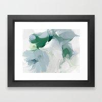 Greenpeace Lily Framed Art Print