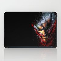 Madness Is The Emergency… iPad Case