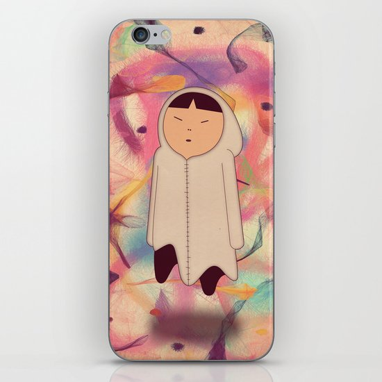 e l l e v o l a n t e iPhone & iPod Skin