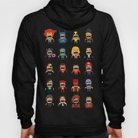 Screaming Heroes Hoody