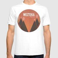 Wezteka Union Returns... Mens Fitted Tee White SMALL