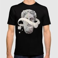 In Principio Mens Fitted Tee Black SMALL
