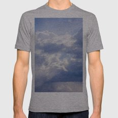 The 7th Cloud Mens Fitted Tee Athletic Grey SMALL