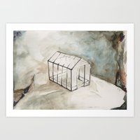 Isolation 1  Art Print